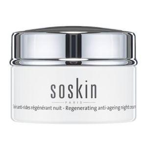 Soskin Regenerating Anti-ageing Night Cream Aντιγηραντική - Αντιρυτιδική Κρέμα Νύχτας 50ml