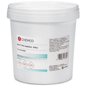 Σύνδεσμος Chemco Cocoa Butter Βούτυρο Κακάο 500g