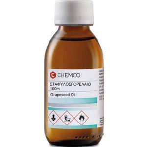 Συνδεσμος Chemco Grapeseed Oil Σταφυλοσπορέλαιο 100 ml