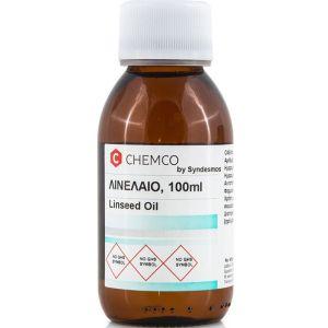 Σύνδεσμος Chemco Linsed Oil Λινέλαιο 100ml