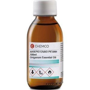 Σύνδεσμος Chemco Origanum Essential Oil Ρίγανη Αιθέριο Έλαιο 100ml