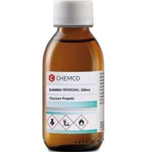 Σύνδεσμος Chemco Tincture Propolis Βάμμα Πρόπολης 200ml