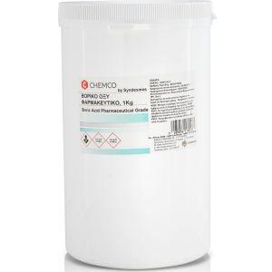 Σύνδεσμος Chemco Βορικό Οξύ Φαρμακευτικό 1Kg