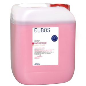 Eubos Liquid Red Υγρό Καθαρισμού Για Τον Καθημερινό Καθαρισμό Kαι Tην Περιποίηση Προσώπου Kαι Σώματος 5lt
