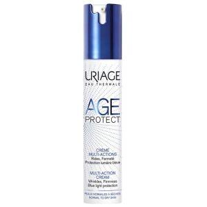 Uriage Age Protect Multi-Action Cream Αντιρυτιδική Κρέμα Πολλαπλών Δράσεων Για Κανονικές Ξηρές Επιδερμίδες 40ml