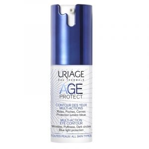 Uriage Age Protect Κρέμα Ματιών Πολλαπλών Δράσεων 15ml