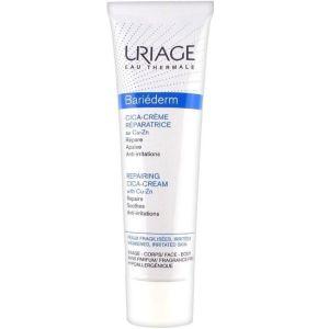 Uriage Bariederm Cica Cream Κρέμα Ανάπλασης Για Το Ευαίσθητο Δέρμα 100ml