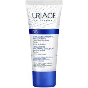 Uriage Ds Emulsion Ρυθμιστική Κρέμα Για Σμηγματοροϊκή Δερματίτιδα 40ml