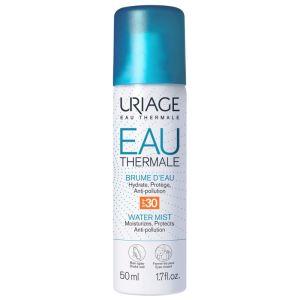 Uriage Eau Thermale Water Mist Spary SPF30 Ιαματικό Νερό Για Αφυδατωμένο Δέρμα 50ml