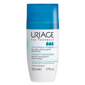 Uriage Power 3 Υποαλλεργικό Αποσμητικό 50ml