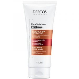Vichy Dercos Kera-Solutions Restoring 2 Min Επανορθωτική Μάσκα Για Ξηρά Ταλαιπωρημένα Μαλλιά  200ml