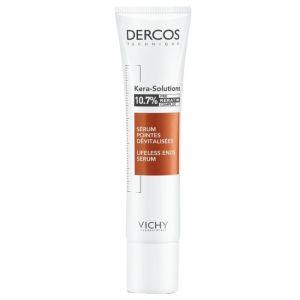 Vichy Dercos Kera Solutions Lifeless Ends Serum Ορός Επανόρθωσης Μαλλιών Για ξηρά Ταλαιπωρημένα Μαλλιά 40ml