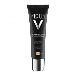 Vichy Dermablend 3D Correction Opal Νο 15 Make Up Ενεργής Διόρθωσης 16 Ωρών 30ml