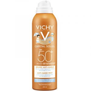 Vichy Capital Soleil Αντιηλιακό Spray Για Παιδιά Spf50+ 200ml