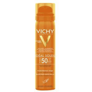 Vichy Ideal Soleil Δροσερό Mist Προσώπου Spf50 75ml