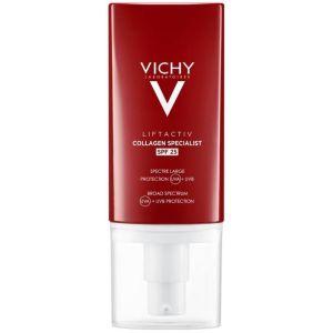 Vichy Liftactiv Collagen Specialist Spf25 Κρέμα Προσώπου Κατά Των Ρυτίδων & Των Δυσχρωμιών 50ml