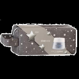 Vichy Promo Starshine Liftactiv Supreme Για Ξηρές Επιδερμίδες 50ml & Δώρο Νεσεσέρ