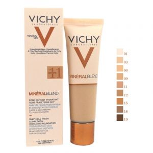 Vichy Mineral Blend 11 Ενυδατικό Foundation Granite 30ml