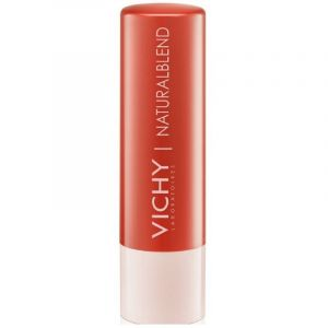 Vichy NaturalBlend Hydrating Tinted Lip Balm Coral Ενυδατικό Χειλιών σε Κοραλί Χρώμα Για Εντατική Θρέψη 4.5gr