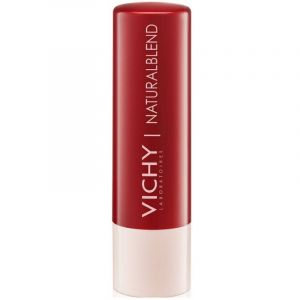 Vichy NaturalBlend Hydrating Tinted Lip Balm Ενυδατικό Χειλιών σε Κόκκινο Χρώμα Για Εντατική Θρέψη 4.5gr