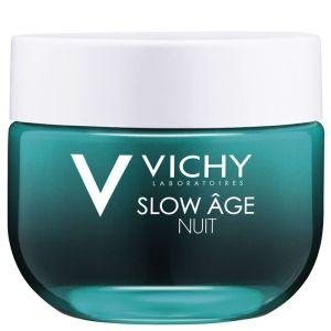 Vichy Slow Age Δροσερή Κρέμα Νύχτας & Μάσκα Για Όλους Τους Τύπους Επιδερμίδας 50ml