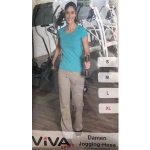 Viva Γυναικεία Βαμβακερή Φόρμα Σε 3 Χρώματα S-M-L-XL 1τμχ