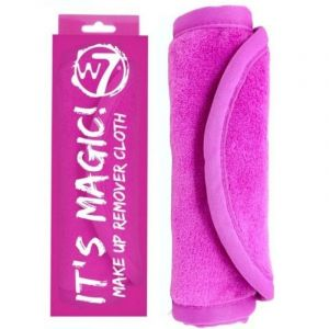 W7 It's Magic! Make-Up Remover Cloth Πετσέτα Ντεμακιγιάζ 1τμχ