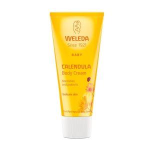 Weleda Baby Calendula Body Cream Κρέμα Σώματος Με Καλέντουλα Για Μωρά & Παιδιά 75ml