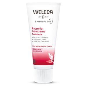 Weleda Toothpaste Οδοντόκρεμα Ρατάνια 75ml