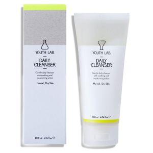 Youth Lab Daily Cleanser Καθημερινό Καθαριστικό για Κανονικό και Ξηρό Δέρμα 200ml