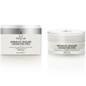 Youth Lab Wrinkles Erasure Cream Κρέμα Ματιών 15ml