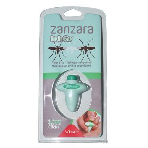 Zanzara Εντομοαπωθητικό Itch Go 1Tμχ
