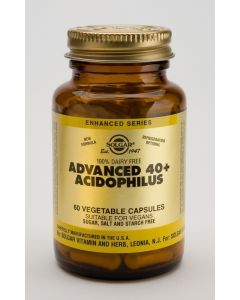 Solgar Advanced 40+ Acidophilus Vegetable 60caps