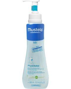 Mustela Bebe Eau Nettoyant Sans Rinage Νερό Καθαρισμού Χωρίς Ξέβγαλμα Για Το Πρόσωπο & Τη Μηρογεννητική Περιοχή 300ml