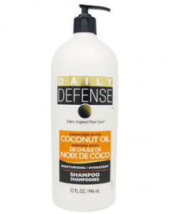 Daily Defense Shampoo With Coconut Oil 946ml