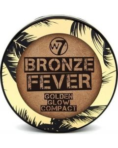 W7 Bronze Fever Golden Glow Compact 14Gr