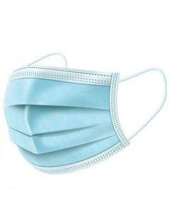 3ply Μάσκα Προστασίας Με CE Πιστοποίηση Μιας Χρήσης Με Λάστιχο 1τμχ