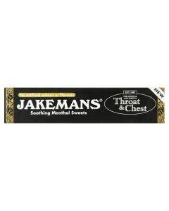 Jakemans Throat & Chest Καραμελες γιατον Λαιμο με Ευκαλυπτο 41G
