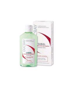 Ducray Sabal Σαμπουαν Αγωγης γιαΛιπαρα Μαλλια 200 ml