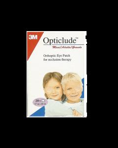 3M Opticlude Orthopic Eye Patch (Maxi) Οφθαλμικός Επίδεσμος 5.7x8.2cm 20τμχ