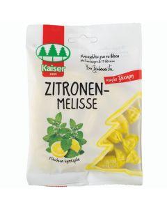 Kaiser Zitronen-Melisse Καραμέλες Για Το Βήχα Με Μελισσόχορτο & 13 Βότανα 60g