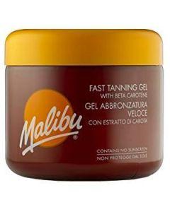 Malibu Fast Tanning Bronzing Butter Κρέμα Γρήγορου Μαυρίσματος με Beta Carotene 300 ml