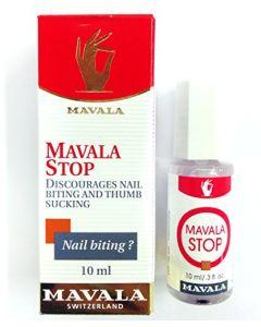 Mavala Stop Αποτρέπει την ονυχοφαγία για ενήλικες και παιδιά 10ml