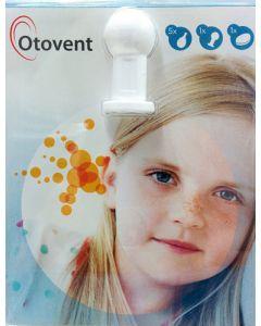 Otovent Kit Αυτοεμφυσησης 1 Συσκευη - 1 Θηκη - 5 Μπαλονακια