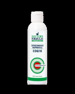 Doctor's Formulas Co Q10 Συμπλήρωμα Διατροφής-Λιποσωμιακή Φόρμουλα Συνένζυμο Q10 180ml πόσιμο διάλυμα