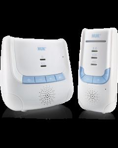 Nuk Συσκευή Ενδοεπικοινωνίας Art.-Nr. 10.256.266 Babyphone Eco Control Dect 266 1 Τμχ