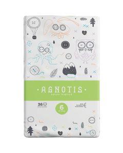 Agnotis Βρεφικές Πάνες No 6 (16-30kg) 36τμχ