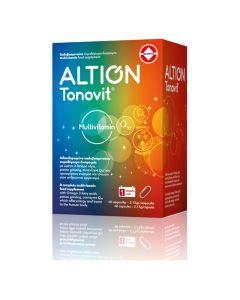 Altion Tonovit Πολυβιταμινούχο Συμπλήρωμα Διατροφής 40 Caps
