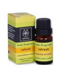 Apivita Essential Oil Blend Αιθέριο Έλαιο Refresh 10ml