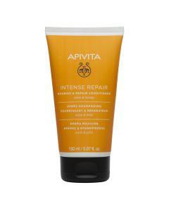 Apivita Intense Repair Nourish & Repair Κρέμα Μαλλιών Θρέψης & Επανόρθωσης με Ελιά & Μέλι 150ml
